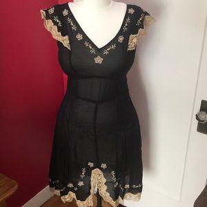 Anthropology summer dress